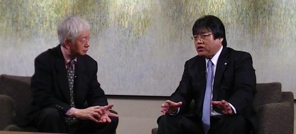 臥竜清談第24回 社会福祉法人 江差福祉会 理事長の樋口英俊さん