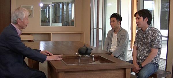 臥竜清談第31回 大原 裕介さんと菅原 秀和さん